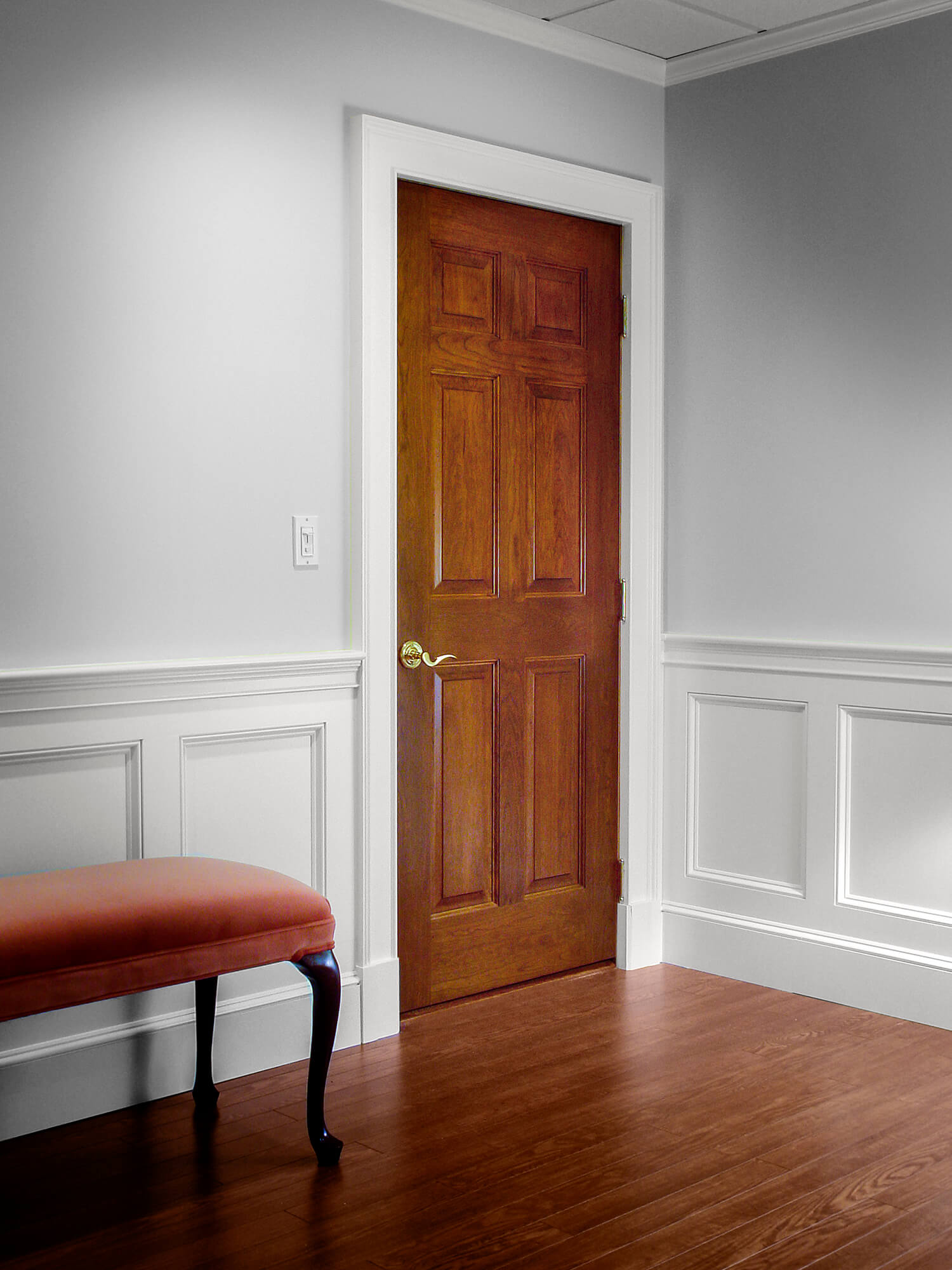Wood fire rated doors and frames captiva custom - What is a fire rated door ...