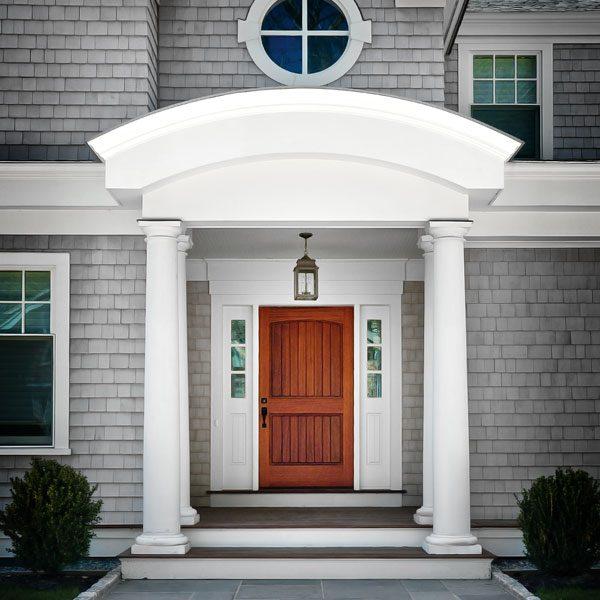 Photo of Captiva exterior door