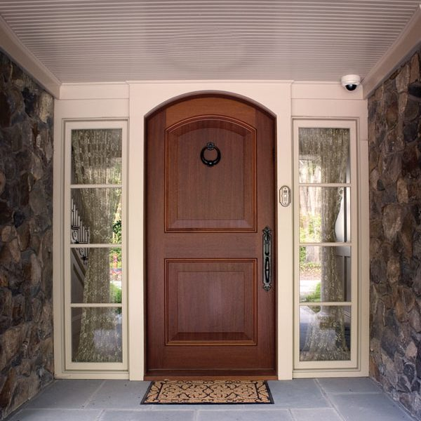 Photo of Captiva exterior door