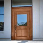 Captiva Wood Door