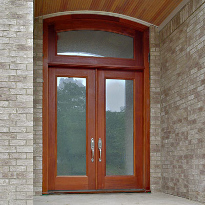 Photo of Glass Captiva Door