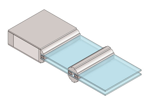 Drawing of Insulated Glass SDL