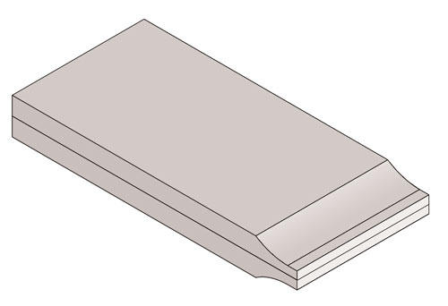 Drawing of Panel Scoop