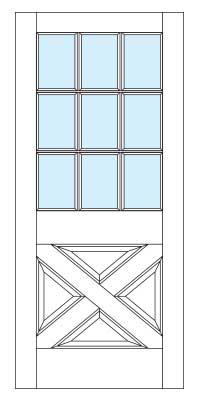 Drawing of 8348 Captiva door