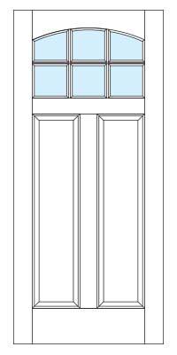 Drawing of 8373 Captiva door