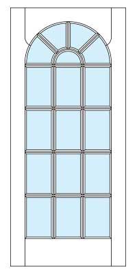 Drawing of 8643 Captiva door