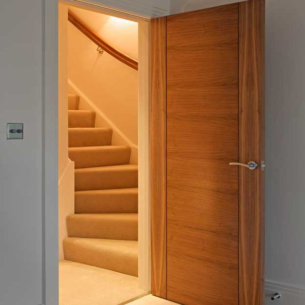 Photo of interior Captiva door